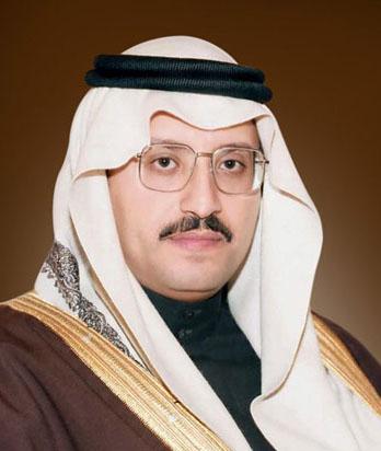 صاحب السمو الملكي الأمير فهد بن سلمان