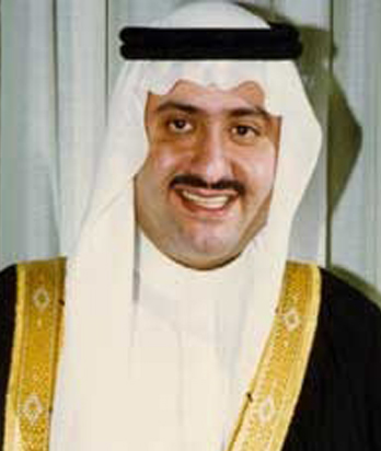 صاحب السمو الملكي الأمير أحمد بن سلمان