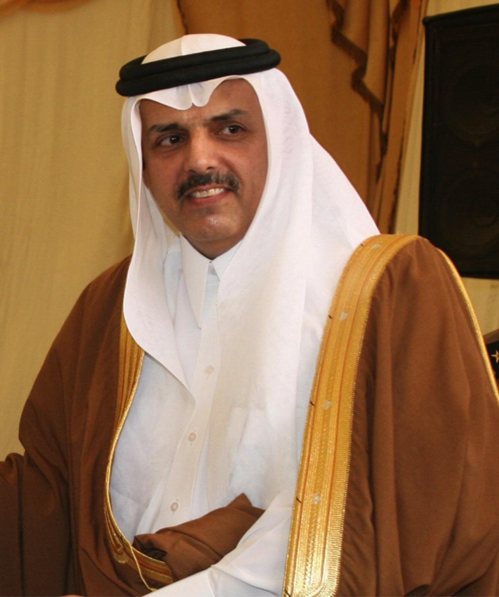 صاحب السمو الأمير الدكتور عبدالعزيز بن محمد بن عياف آل مقرن
